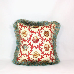 Cushion - Beachcomber's Delight - 35 x 35 cm
