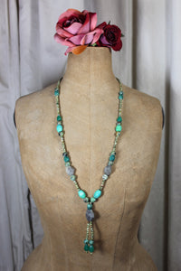 Boho-Necklace - Trinidad