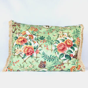 Cushion - Mme Butterfly Pearl - 50 x 70 cm