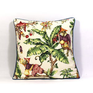 Cushion - Happy Monkeys - 45 x 45 cm