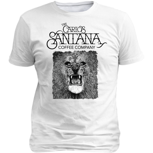 The Carlos Santana Coffee Company Evil Ways Adult Poly Tee