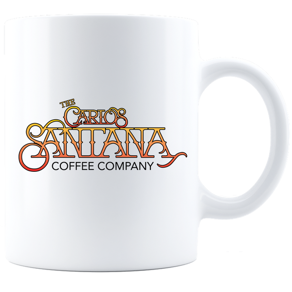 The Carlos Santana Coffee Company Essential Mug