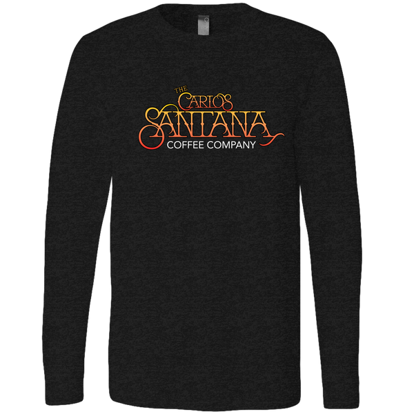 The Carlos Santana Coffee Company Long Sleeve Tee