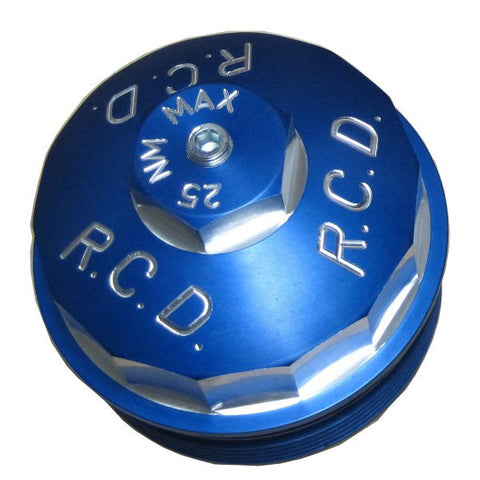 River City Diesel 6.4L Oil Filter Cap