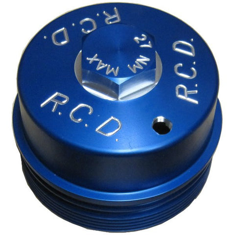 River City Diesel 6.4L Fuel Filter Cap