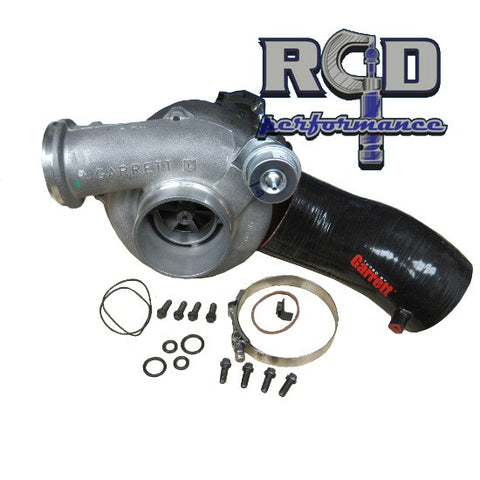 Ford 7.3L Power Stroke Diesel Garrett Powermax GTP38R Ball Bearing Turbocharger
