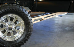 RIZE FULL FLOATING TRACTION BARS FORD