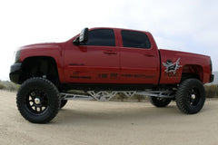 RIZE FULL FLOATING TRACTION BARS CHEVY