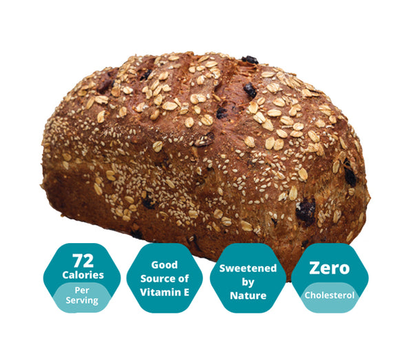 Organic Four Seeds POWER BREAD