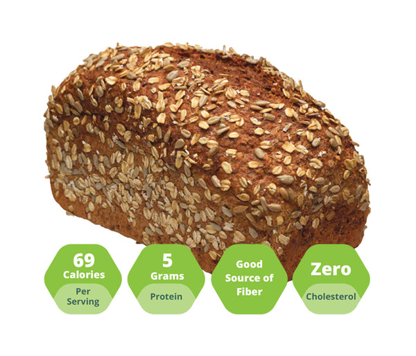 Organic Jogging POWER BREAD
