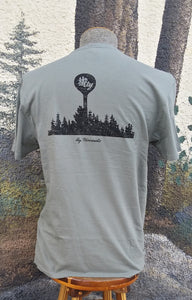 Ely Surplus Water Tower Tee