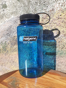 32 oz Nalgene Blue