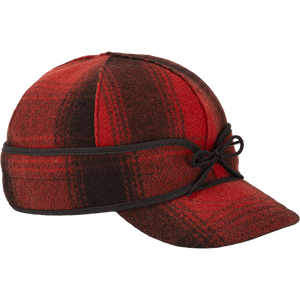 Stormy Kromer - Original - Red & Black
