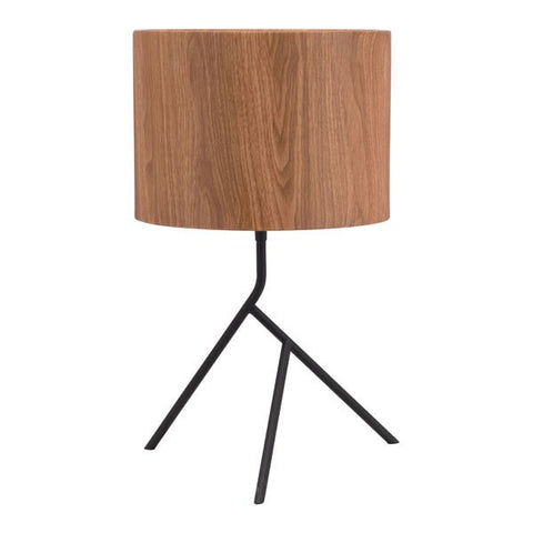 Zuo Sutton Table Lamp Brown
