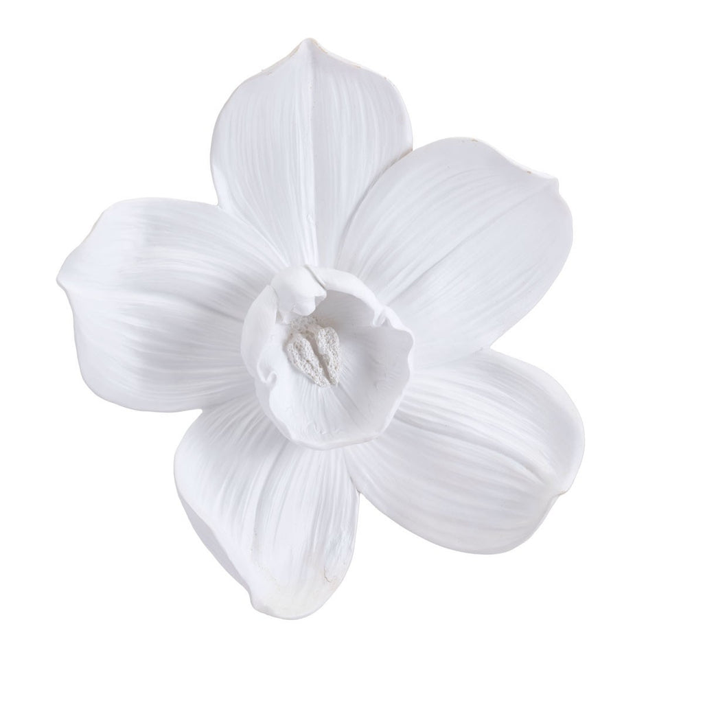Zuo Orchid Medium Wall Decor White