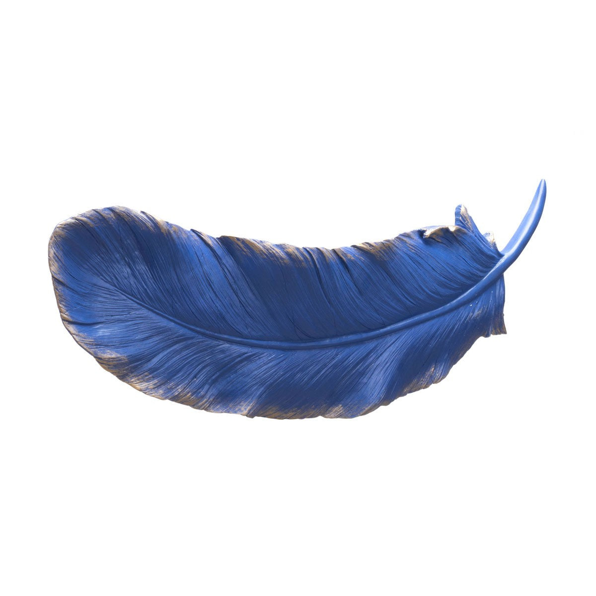 Zuo Pluma Small Wall Decor Blue