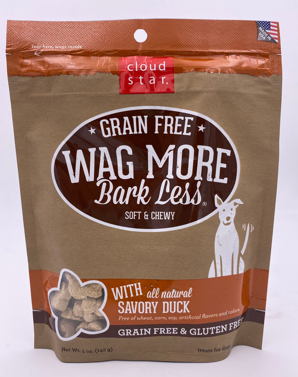 Cloud Star Wag More Bark Less Savory Duck