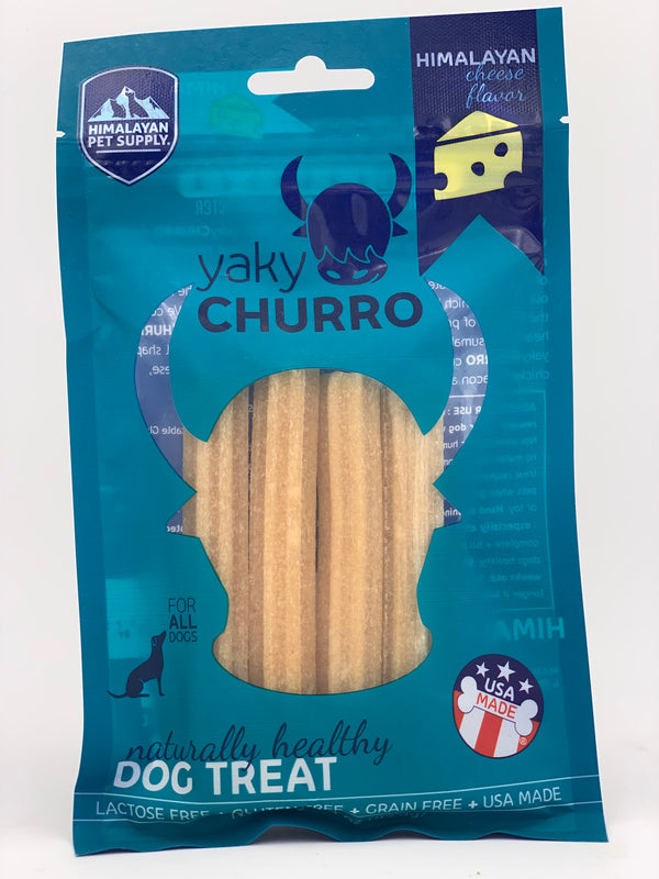 Himalayan Yaky Churro Cheese
