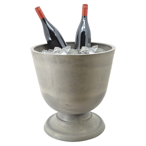 Classical urn as ice bucket