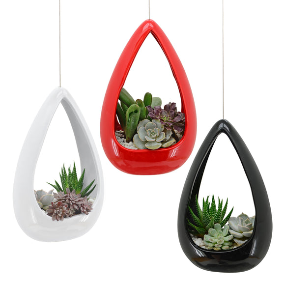Cone Air Planter, Glossy Series