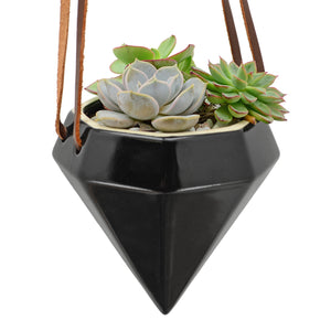 Diamond Air Planters, Glossy Series