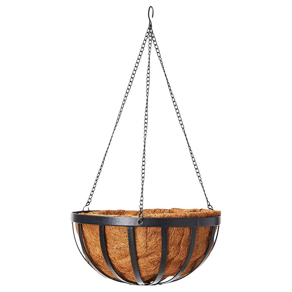 Solstice Series Hanging Coconut Basket