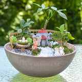Tea Party Fairy Garden Kit