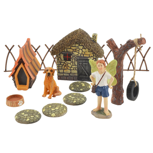 Friendly Companion Fairy Garden Kit