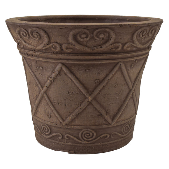 Scroll Grower Planter