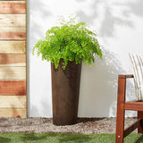 Contempo Tall Round Planter
