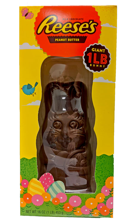 Reese's Peanut Butter Giant Bunny 1lb