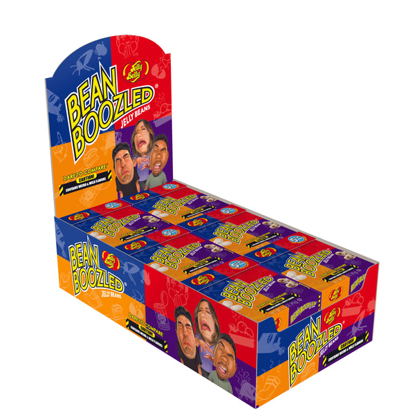 Jelly Belly Beanboozled 1.6oz Flip Top Box or 24 Count Box