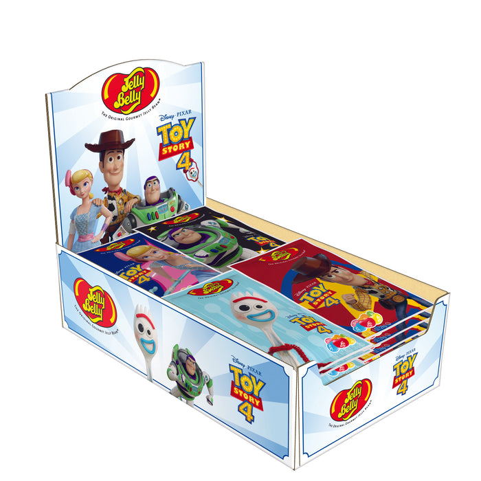 Jelly Belly Toy Story 4 1oz Bag or 24 Count Box