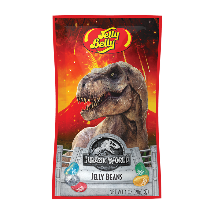 Jelly Belly Jurassic World 1oz Bag or 24 Count Box