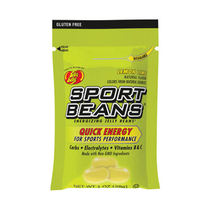 Jelly Belly Sport Beans Lemon Lime 1oz Bag or 24 Count Box