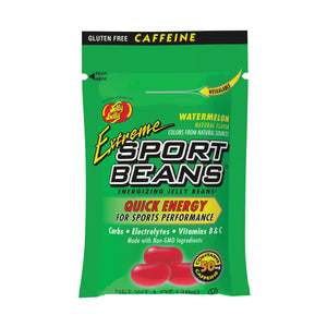 Jelly Belly Sport Beans Watermelon 1oz Bag or 24 Count Box