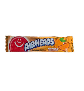 Airheads Orange .55oz Bar or 36 Count Box