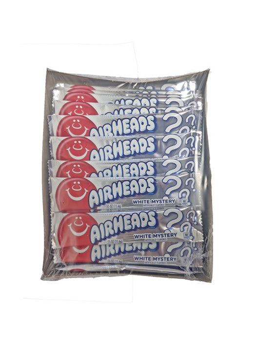 Airheads White Mystery .55oz Bar or 36 Count Box