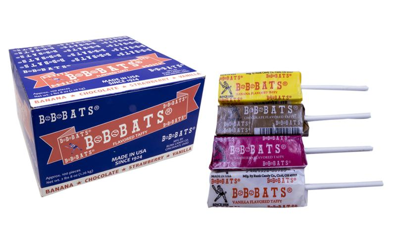 BB Bat 100 Count Assorted Flavors Discontinued