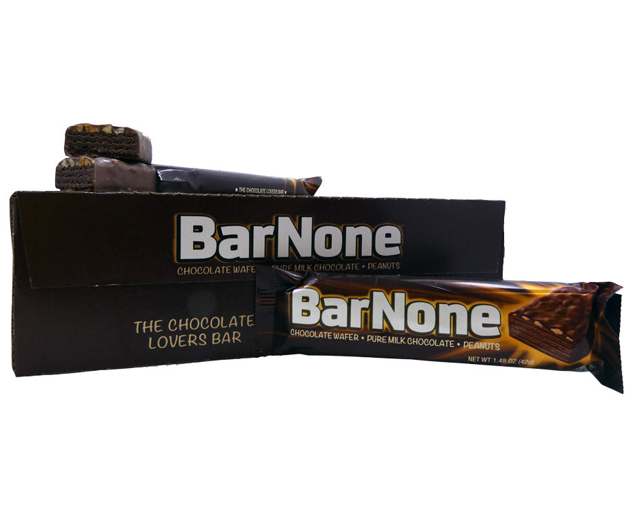 BarNone 1.48oz Candy Bar or 24 Count box