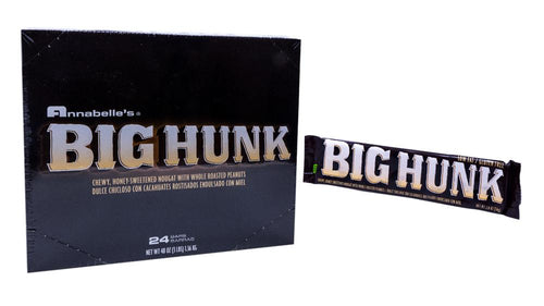 Big Hunk 2oz Candy Bar 24 Count Box