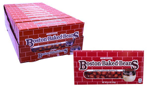 Boston Baked Beans 4.3oz Theater Box 12 Count Case