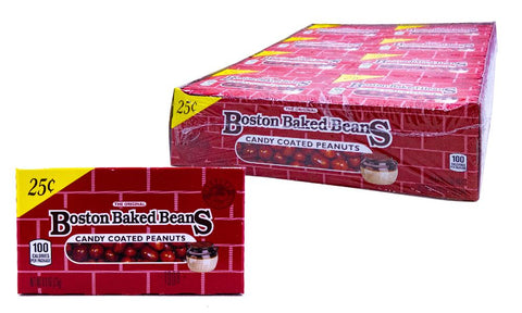 Boston Baked Beans .8oz Box or 24 Count Pack