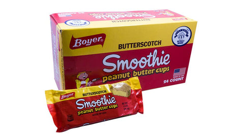 Boyer Smoothie 1.6oz Piece or 24 Count Box
