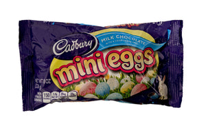 Cadbury Mini Eggs 8oz Bag