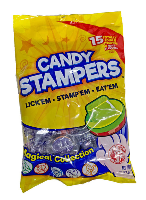 Candy Stampers 2.27 oz Bag