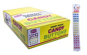 Candy Button .25oz Long Strip 2 Pack or 24 Count Box