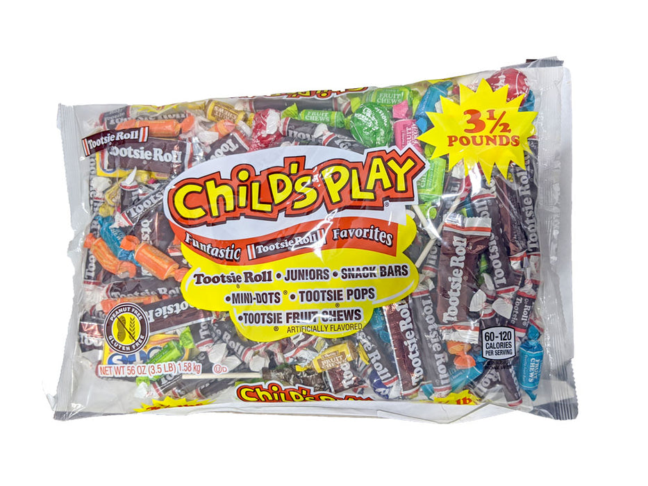 Child's Play 3.5 lb Bag