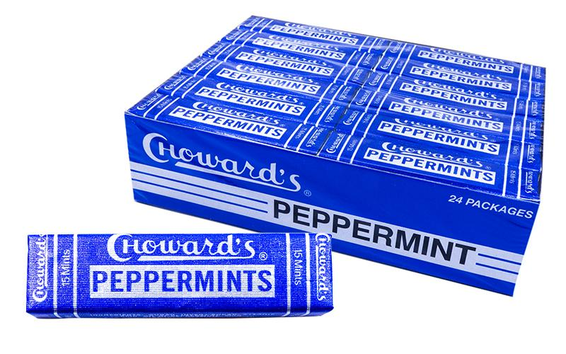 C.Howard Peppermint 24.8gr or 24 Count Box