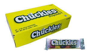 Chuckles 2oz Piece or 24 Count Box